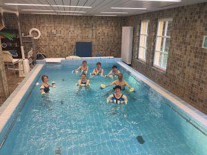 Wassergymnastik Wartenberg