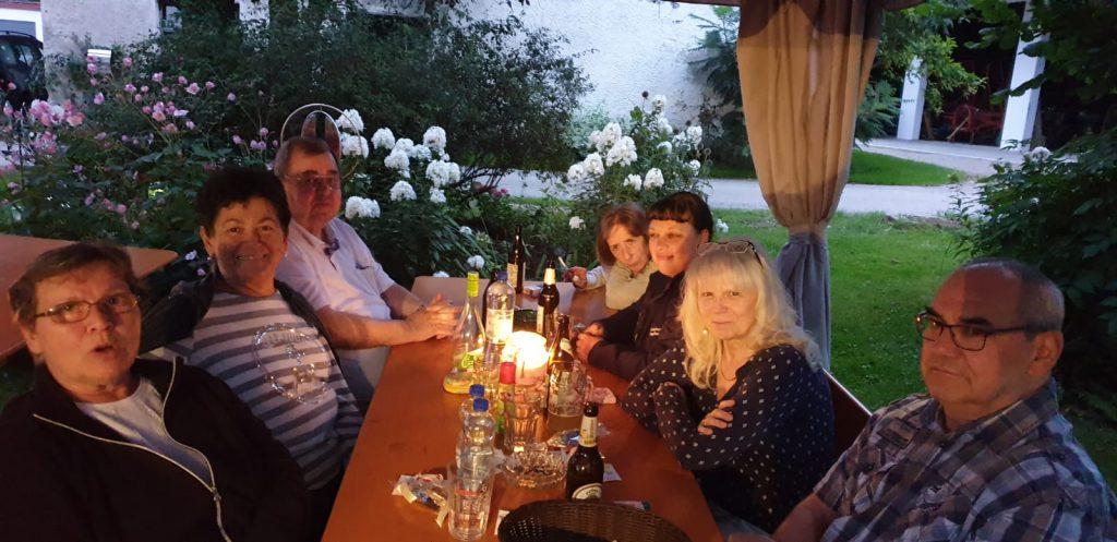 Sommerfest Wartenberg Rheuma-Liga