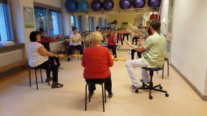 Rheuma-Liga-Erding Gymnastik