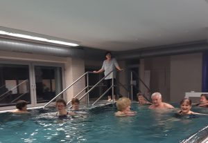 Rheuma-Liga-Erding Wassergymnastik